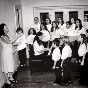 Children's Choir Greek college of music